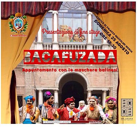Il teatro orientale a Pesaro