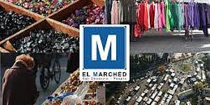 immagine raffigurante il mercato cittadino e i prodotti dei posteggi