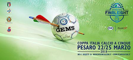Coppa Italia Calcio a 5 Pesaro