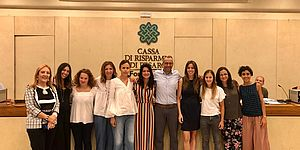 """Incontro di inizio anno scolastico a palazzo Montani Antaldi, Ricci e Ceccarelli: """"Crescita e istruzione sono un settore prioritario, continueremo ad investire"""""""