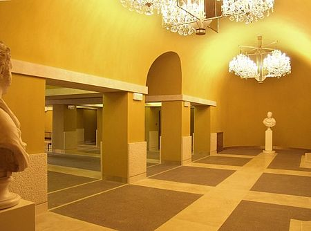 Teatro Rossini_foyer