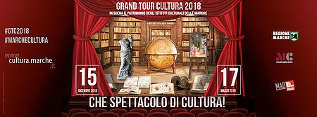 Grand Tour Cultura 2018-2019