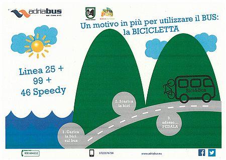 Bici&Bus linea speedy copertina