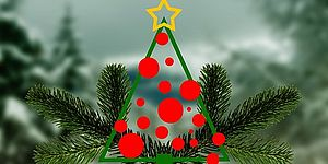 immagine albero Natale