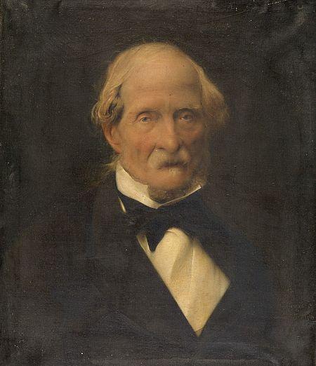 Terenzio Mamiani, ritratto