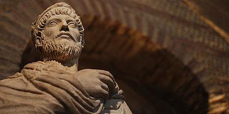 Statua di Giuliano L'Apostata