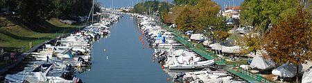 disposta la rimozione di imbarcazioni e natanti da un tratto del fiume foglia