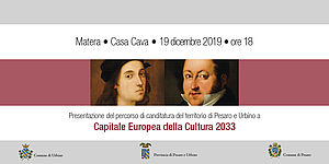 Pesaro Urbino 2033 logo