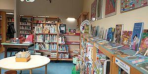 Biblioteca Louis Braille area ragazzi