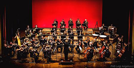 Orchestra Sinfonica Rossini ph Angelucci
