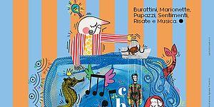 Locandina Burattini Opera Festival 2018