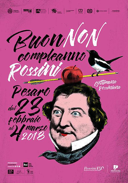 Manifesto Settimana Rossiniana 2018