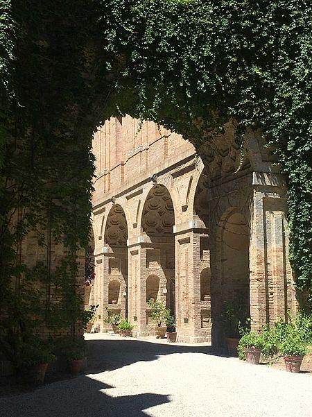 Visite a Villa Imperiale