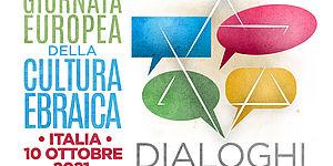 XXII Giornata Europea della Cultura Ebraica logo