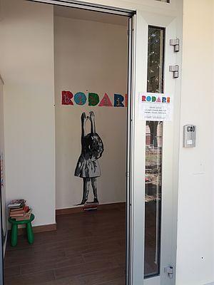 Biblioteca Rodari Borgo Santa Maria