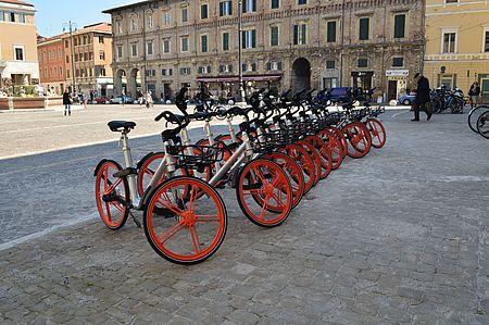 bici a noleggio