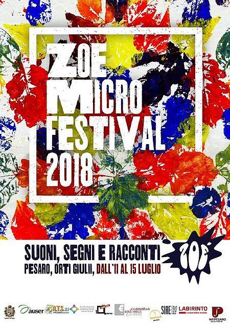 Zoe microfestival 2018