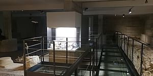 L'area archeologica di via dell'abbondanza