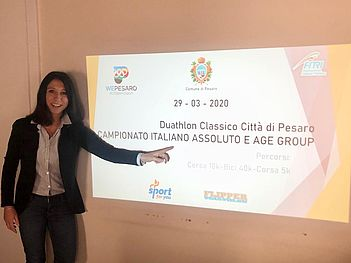 Pesaro ospiterà i Campionati Italiani di Duathlon Classico 2020