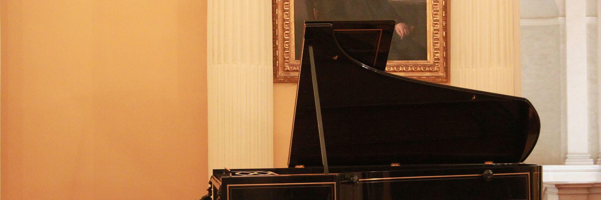 Pianoforte Pleylel_Museo Nazionale Rossini