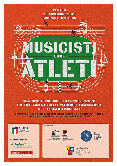 Musicisti come atleti