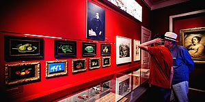 foto Museo Nazionale Rossini