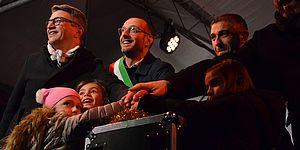 Dalla ruota alla piazza di Natale: Ricci lancia il «super weekend» degli eventi