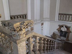 Scalone Palazzo Almerici