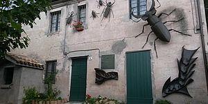 La casa-museo Giovanni Gentiletti