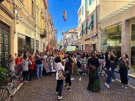 """""""Friday for future"""", Vimini: «Al fianco dei ragazzi per sensibilizzare la cittadinanza»"""