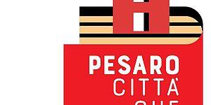 Pesaro Città che legge logo