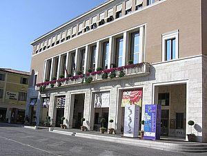 Ingresso Palazzo Comunale