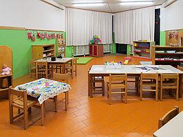scuola dell'infanzia grillo parlante