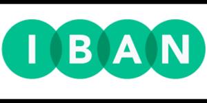 Immgine logo codice IBAN