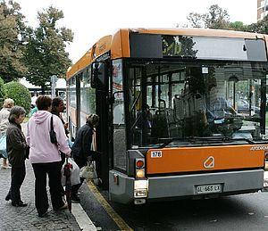 Servizio di trasporto pubblico urbano