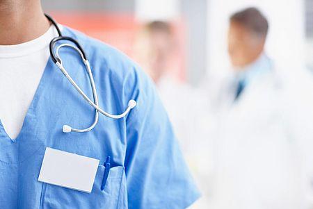 immagine di medici generica