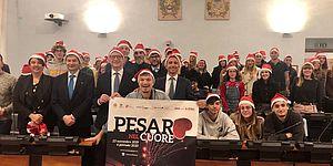 """""""Pesaro nel cuore"""", in piazza del Popolo si accende il Natale"""