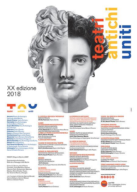 Manifesto TAU 2018