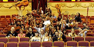 Orchestra Sinfonica G. Rossini  ph.L.Angelucci