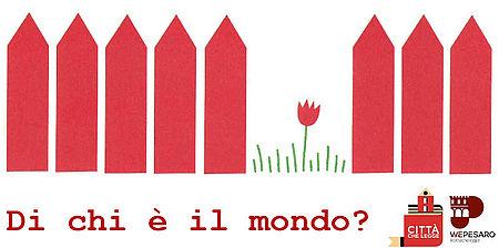immagine staccionata illustrazione di Olimpia Zagnoli