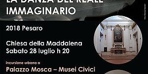 """Locandina """"Teatro danza sensibile"""" di Lara Martelli"""