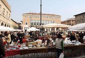 Mercatini in Piazza del Popolo