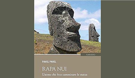 Statua dell'isola di Rapa Nui