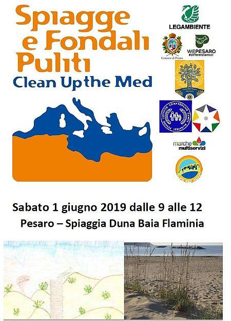 Spiagge e fondali puliti 2019 immagine