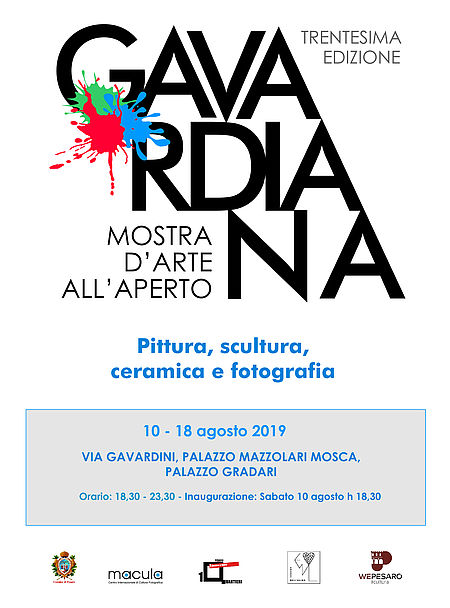 Gavardiana 2019 locandina
