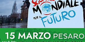 Fridays For Future a Pesaro