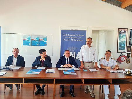 Ricci: «Bene dati nautica: ora al lavoro per piano regolatore porto, cassa di colmata e dragaggi»