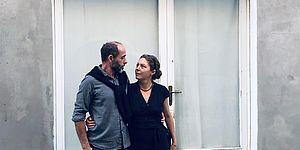 immagine dell'evento uomo e donna in vetrina