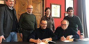 Ricci sigla accordo Comune-Erap: «Sei locali sfitti a disposizione delle nuove imprese»