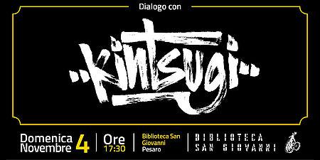 Logo della crew Kintsugi